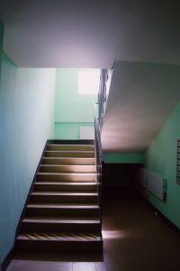 Сурикова, 10 - Иркутск - лестничная клетка