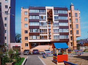 Сурикова, 10 - Иркутск - двор