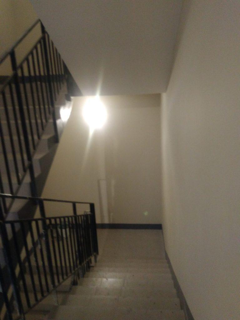 Дом у залива - ЖК в Иркутске - лестничная клетка