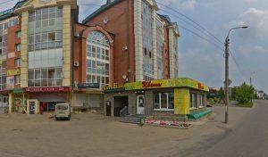 Маршала Жукова 15 - Иркутск - вид слева