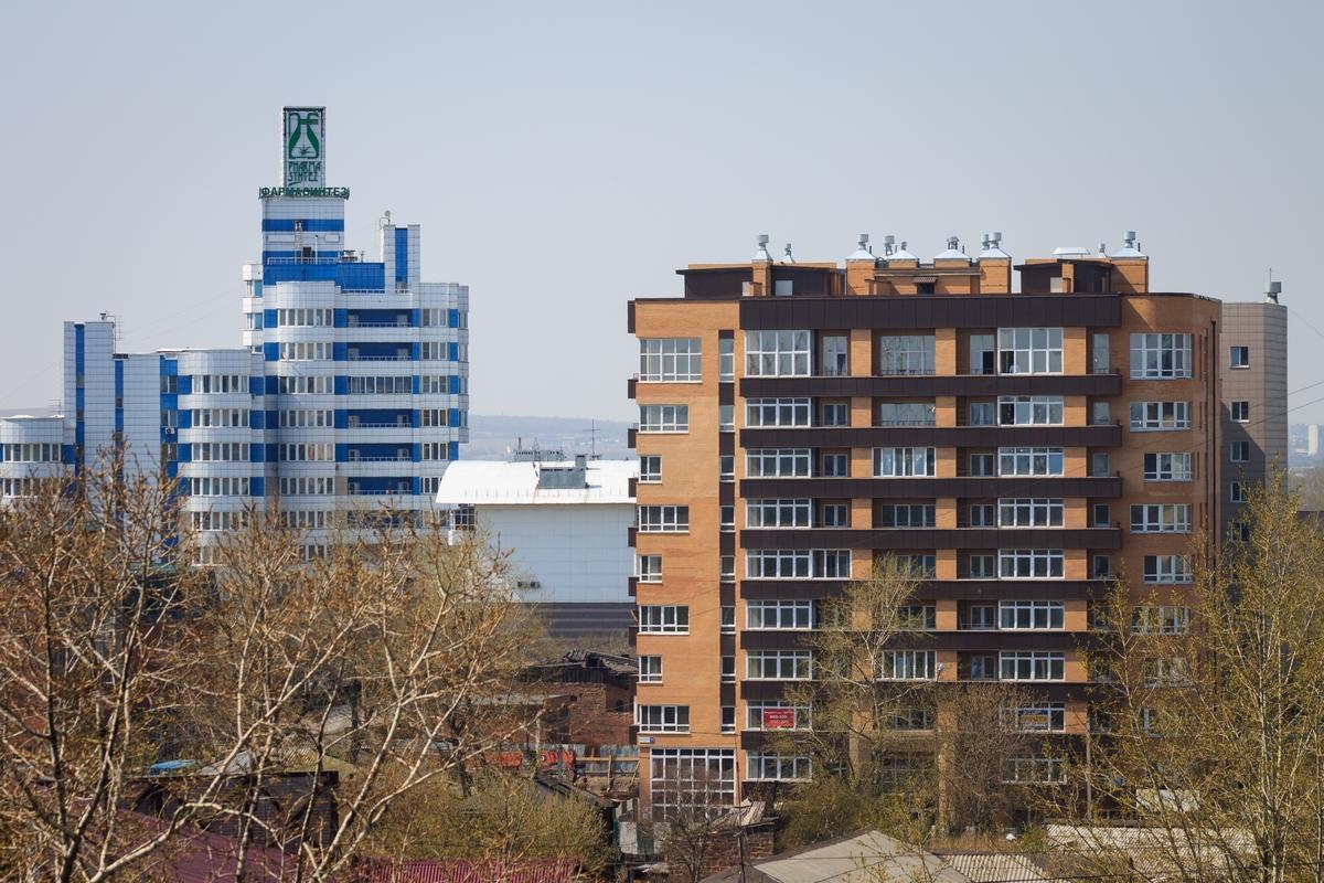 Полины Осипенко 11 - Иркутск
