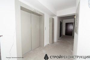 Иркутск, Полины Осипенко 13 - площадка с лифтами
