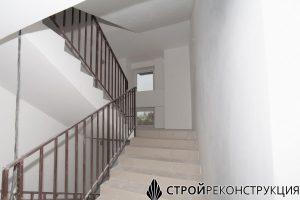 Иркутск, Полины Осипенко 13 - лестничная клетка