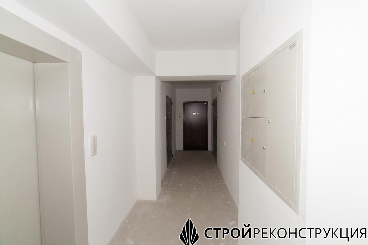 Иркутск, Полины Осипенко 13 - типовой этаж