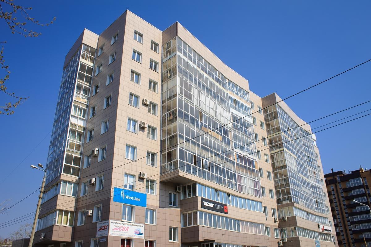 ЖК Парус в Иркутске