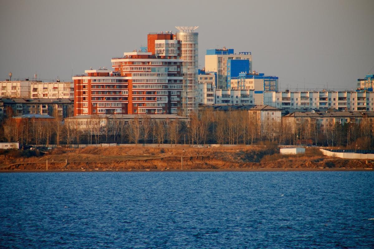 ЖК Маяк - Иркутск - для открытки