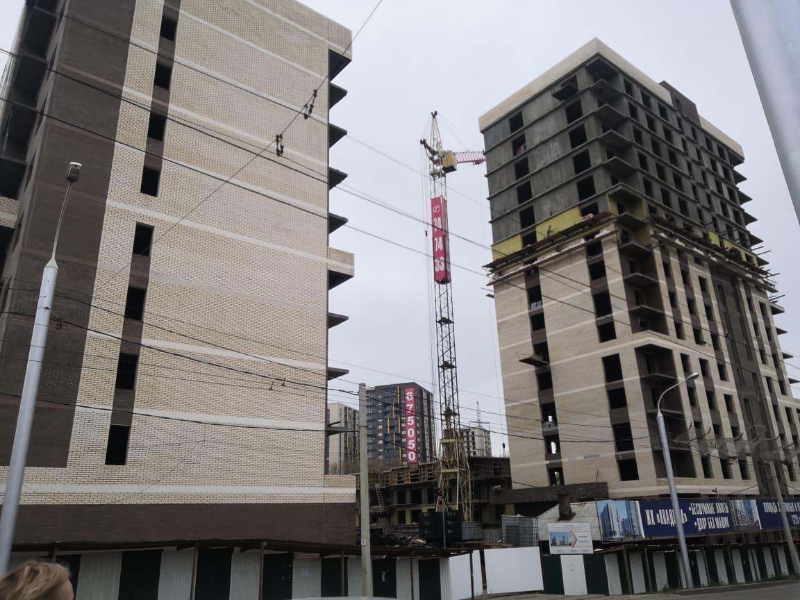 Строящейся квартиры
