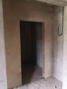 Черновая отделка строящийся квартиры