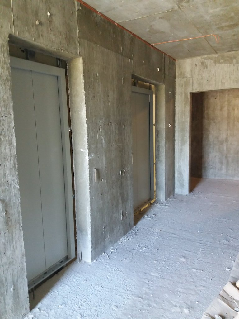 ЖК Квадрум строительство май 2020