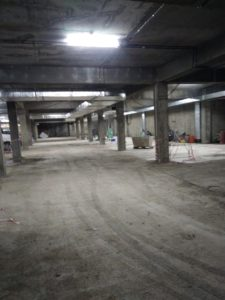 ЖК Квадрум в процессе строительства