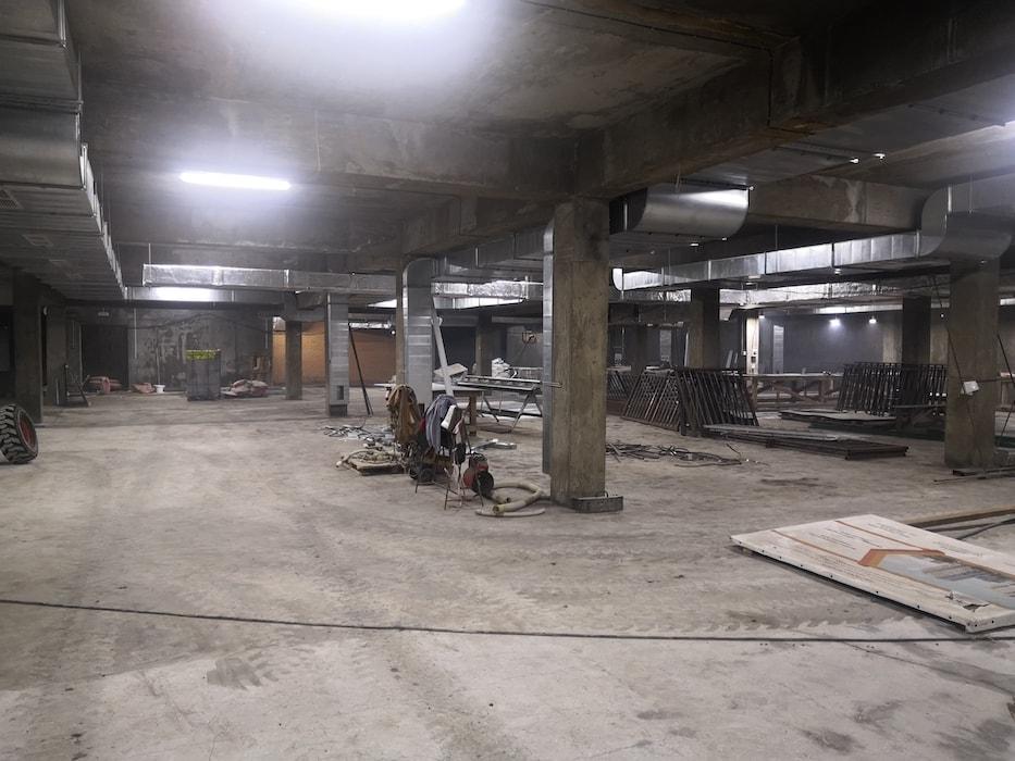 """ЖК """"Квадрум"""" в процессе строительства"""